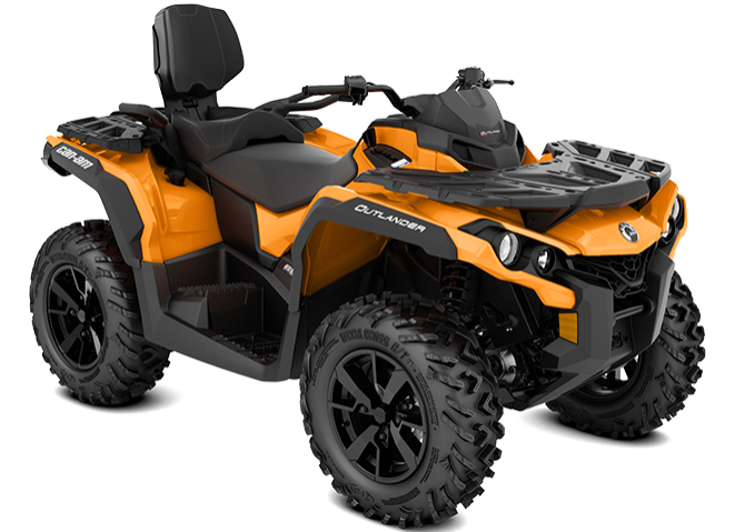 Can-Am Outlander MAX DPS 2020
