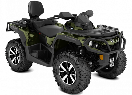 Can-Am Outlander MAX LIMITED 2020