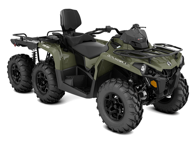 Can-Am Outlander MAX 6×6 DPS 450 2020