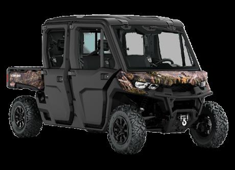 Can-Am Defender MAX XT CAB 2020