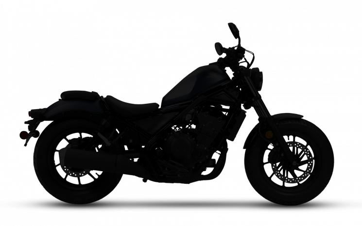 Honda Rebel 500 2020
