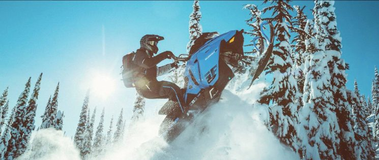 Promotion Ski-Doo hors saison