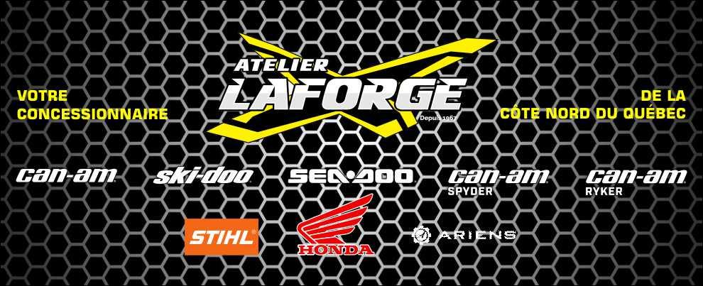 Atelier Laforges – Votre concessionnaire de la Côte-Nord du Québec
