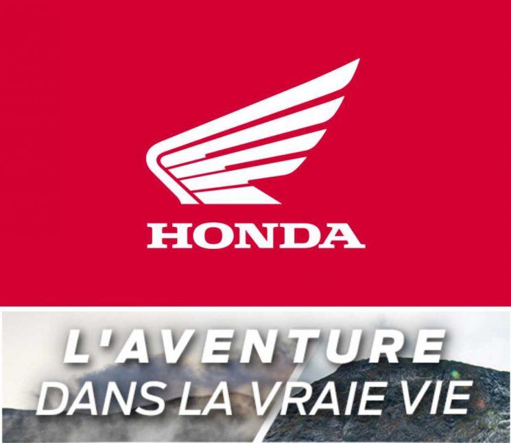 Les motocyclettes Honda – L'aventure dans la vraie vie