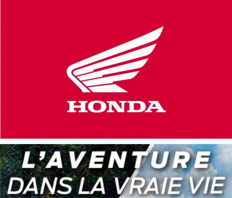 L'aventure dans la vraie vie – VTT Honda