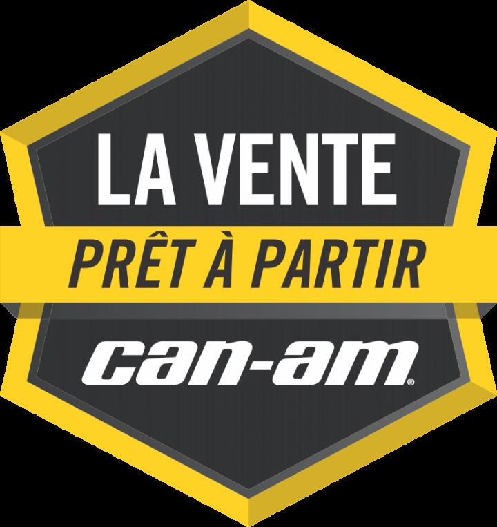La Vente prêt à partir Can-Am VTT