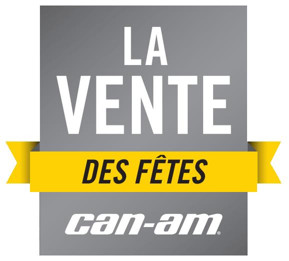 La vente des fêtes Can-Am – VTT et VCC