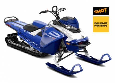 Ski-Doo SUMMIT X ROTAX 850 E-TEC Turbo 2021