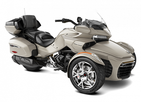 Can-Am SPYDER F3 LIMITED 2021