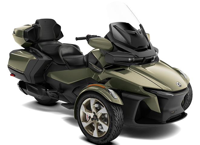 SPYDER RT SEA-TO-SKY 2021