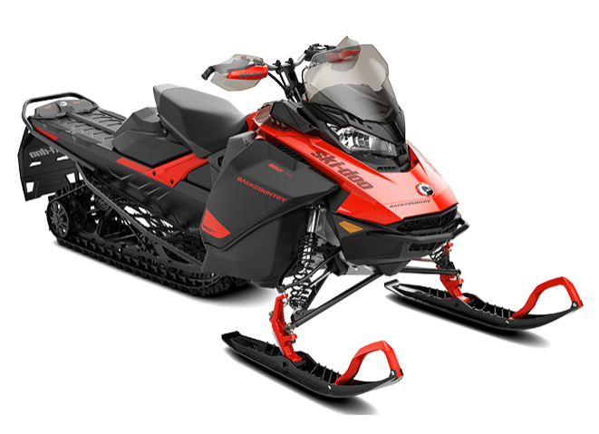 BACKCOUNTRY ROTAX 850 E-TEC 2021