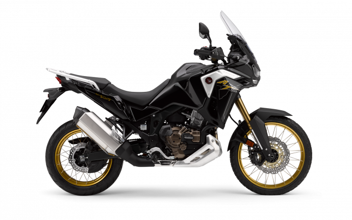 AFRICA TWIN ADVENTURE SPORTS Noir Obscur métallique 2021