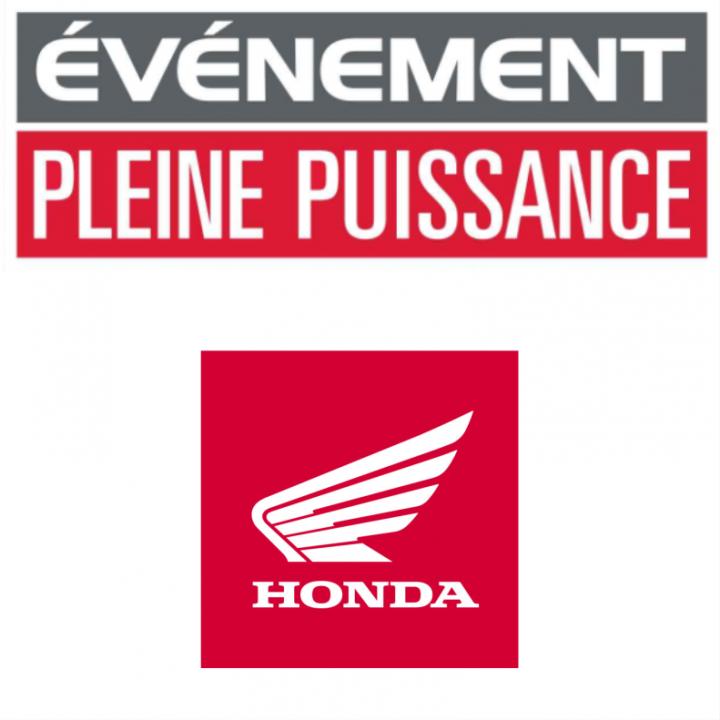 Événement Plein puissance – Équipement Honda
